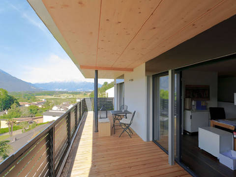 Balkon Tessin