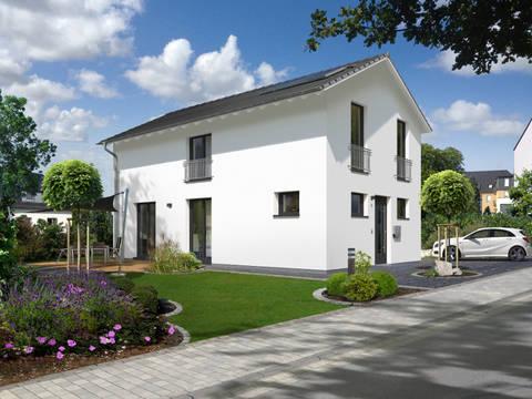 Außenansicht Stadthaus Aura 125 Elegance