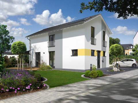 Außenansicht Stadthaus Aura 125 Style