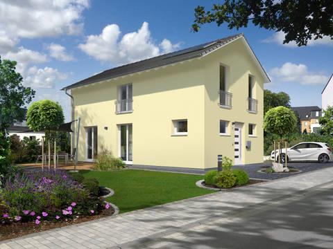 Außenansicht Stadthaus Aura 125 Trend