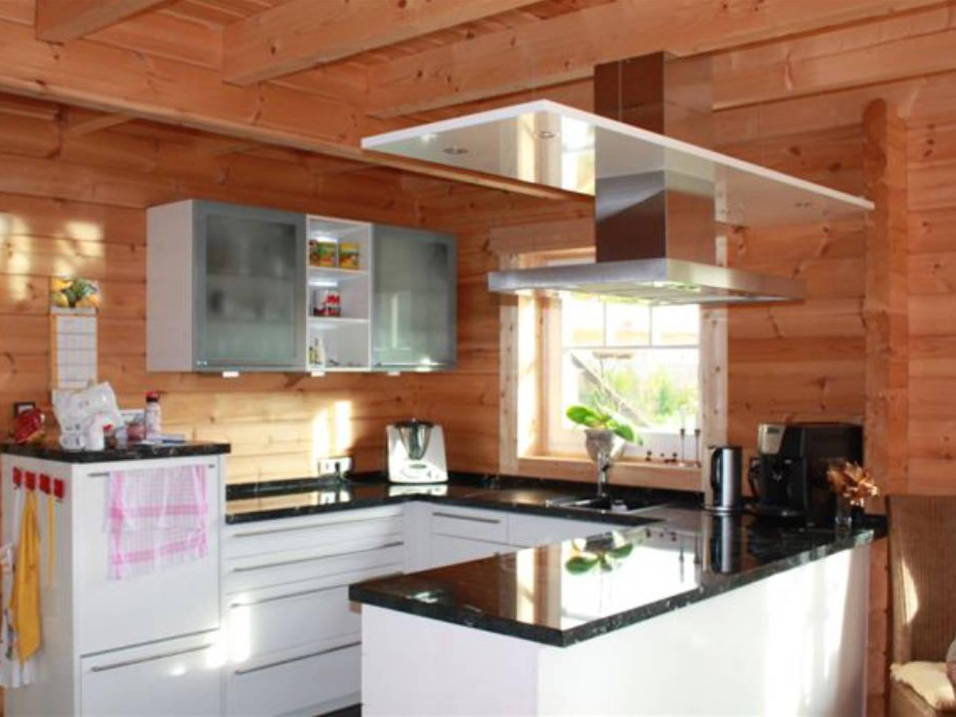 Blockhaus Kühling - Nordic Haus Blockhäuser