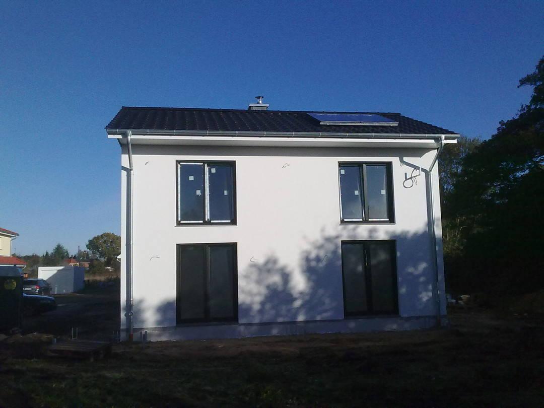 Außenansicht Stadtvilla von Prodomus Bau GmbH