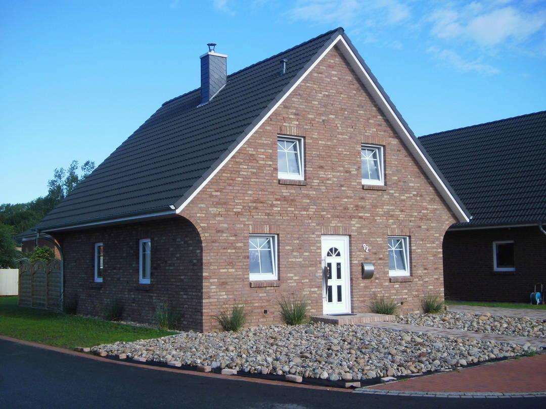 Außenansicht Einfamilienhaus 130 von Prodomus Bau GmbH