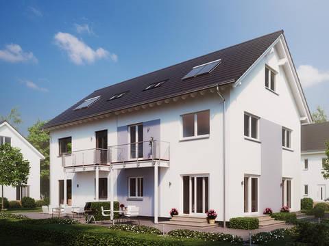 Haus Stadt-Special 3 von massa haus GmbH