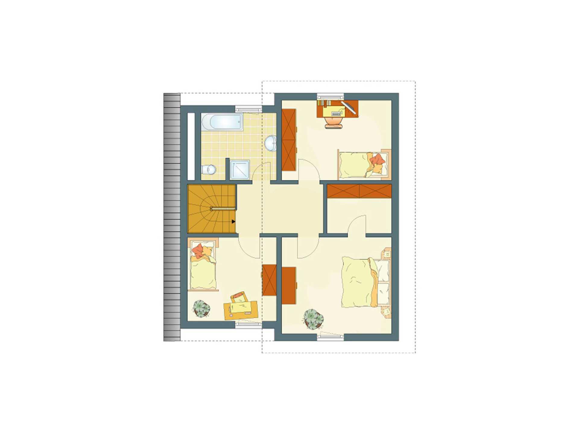 pultdachhaus ventur 100 fingerhaus. Black Bedroom Furniture Sets. Home Design Ideas