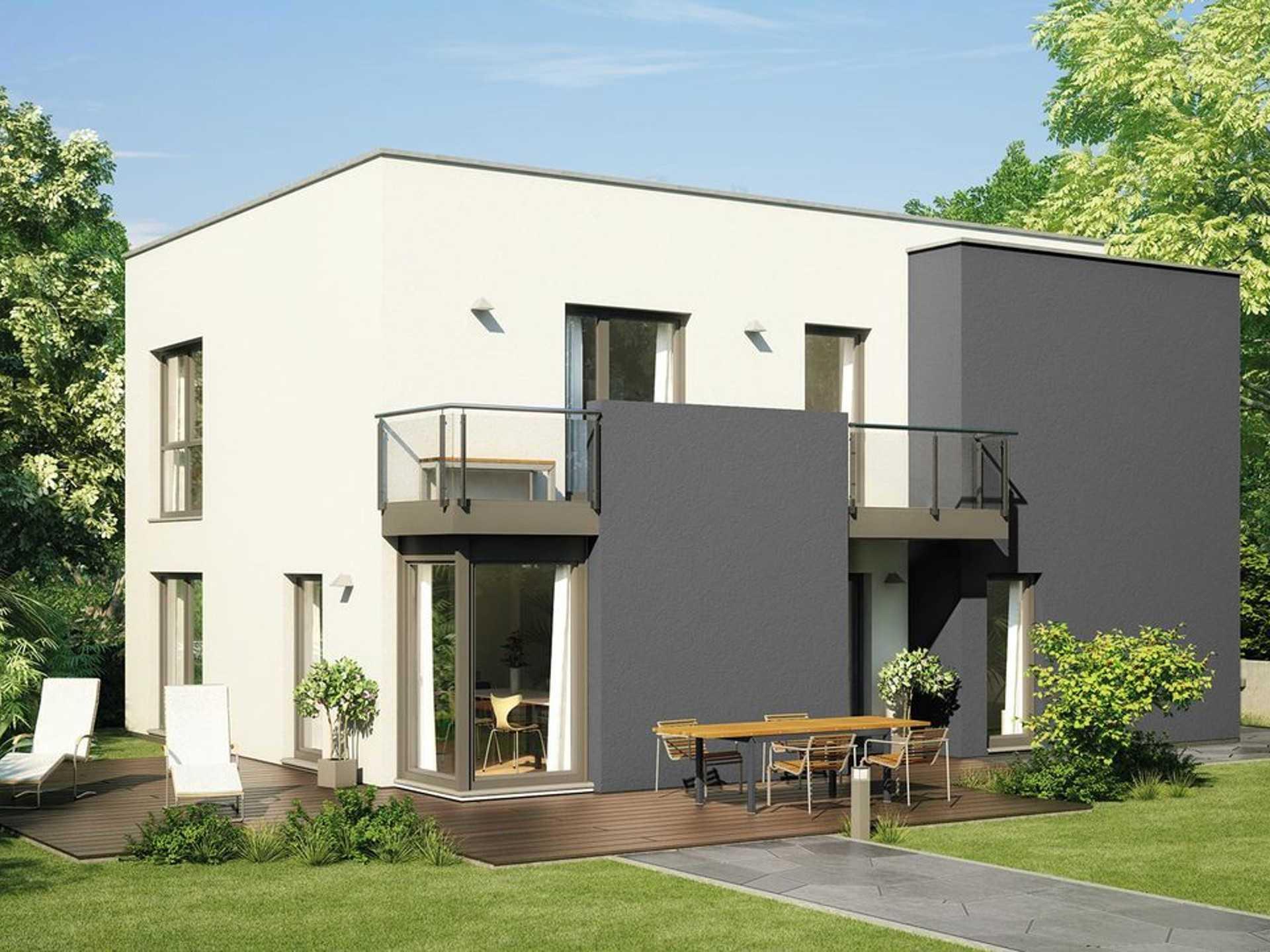 Aussenansicht Architektur Trend 100 von FingerHaus GmbH