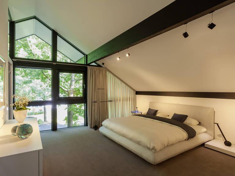 Schlafbereich Haus modum: 7:10 von Huf Haus