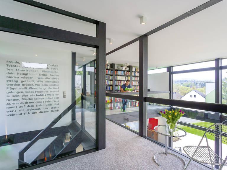 HUF Haus modum: 7:10 - Obergeschess Galerie