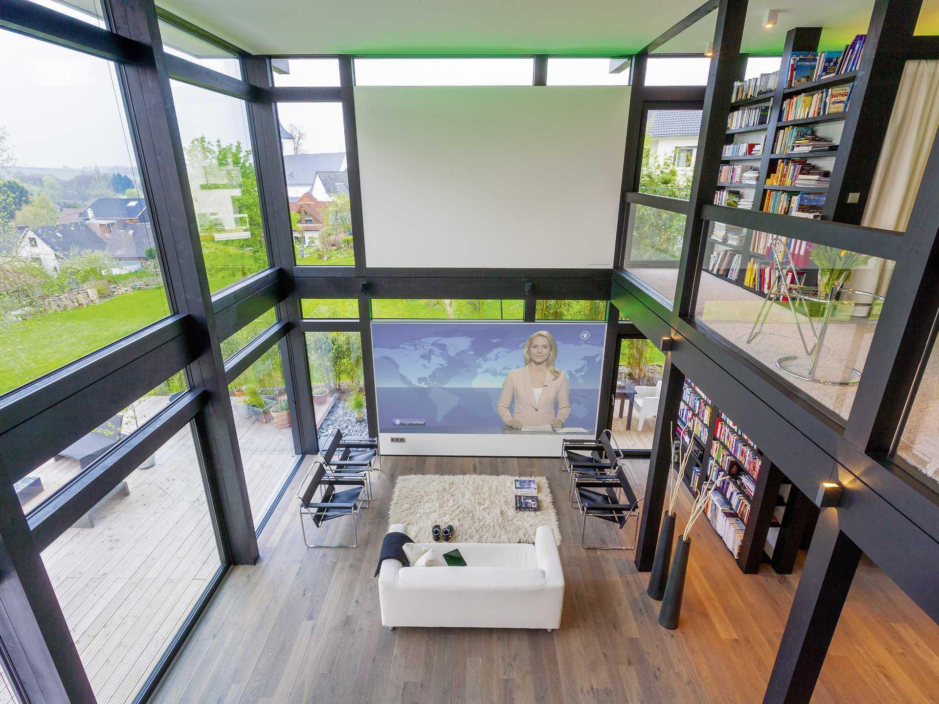 HUF Haus modum: 7:10 - Blick von oben