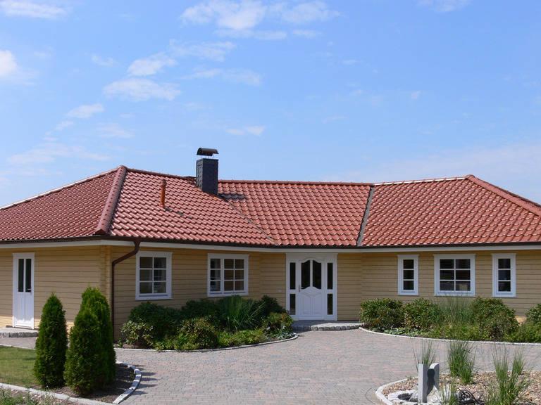 Aussenansicht Haus Aarhus von Fjorborg