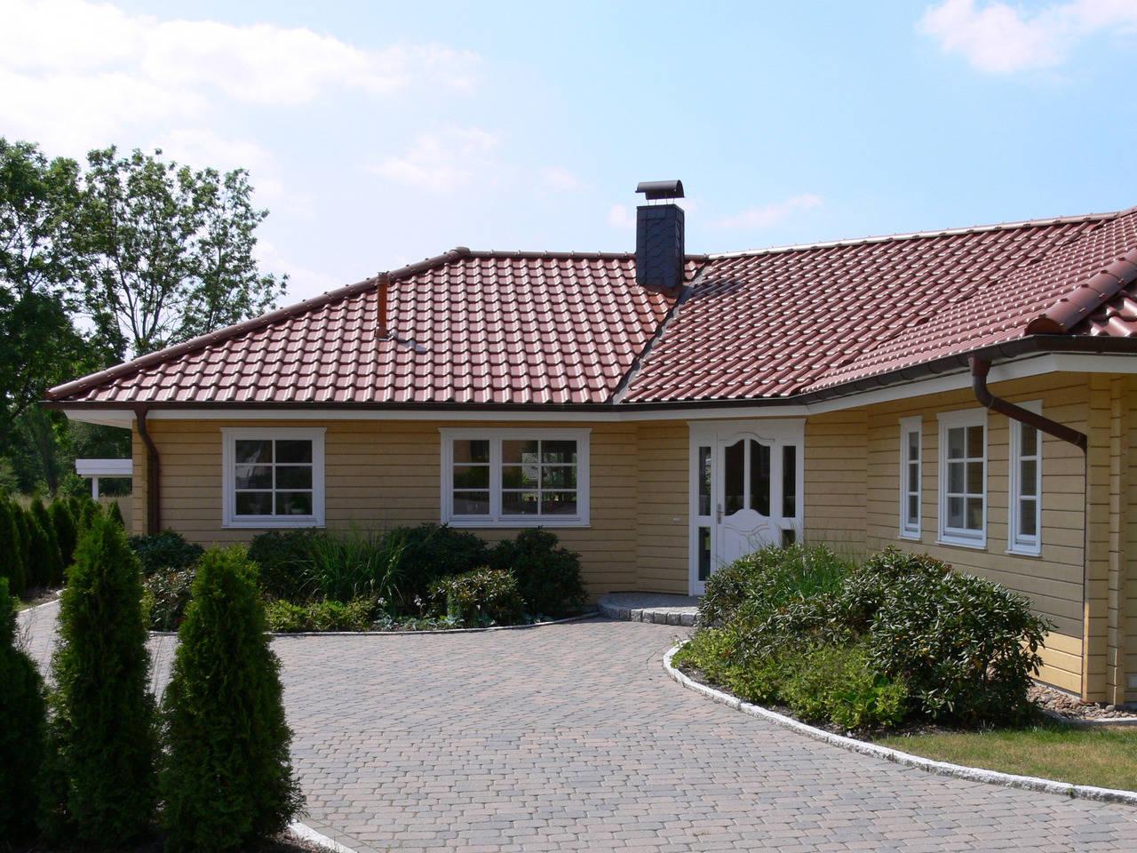 Aussenansicht 2 Haus Aarhus von Fjorborg