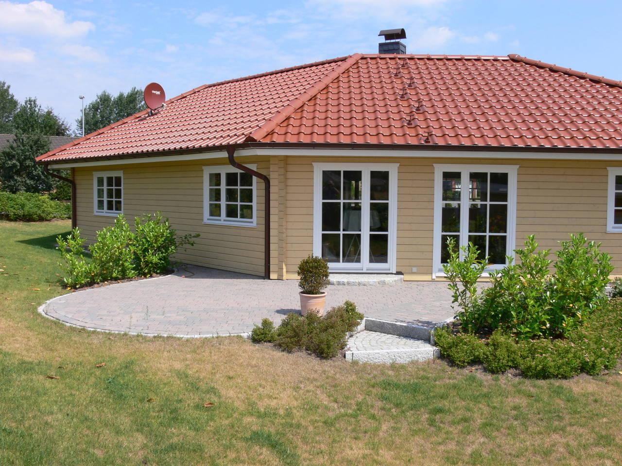 Aussenansicht 3 Haus Aarhus von Fjorborg