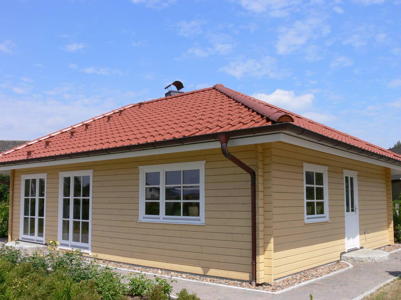 Aussenansicht 4 Haus Aarhus von Fjorborg