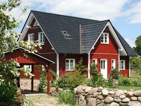 Aussenansicht Haus Göteborg von Fjorborg