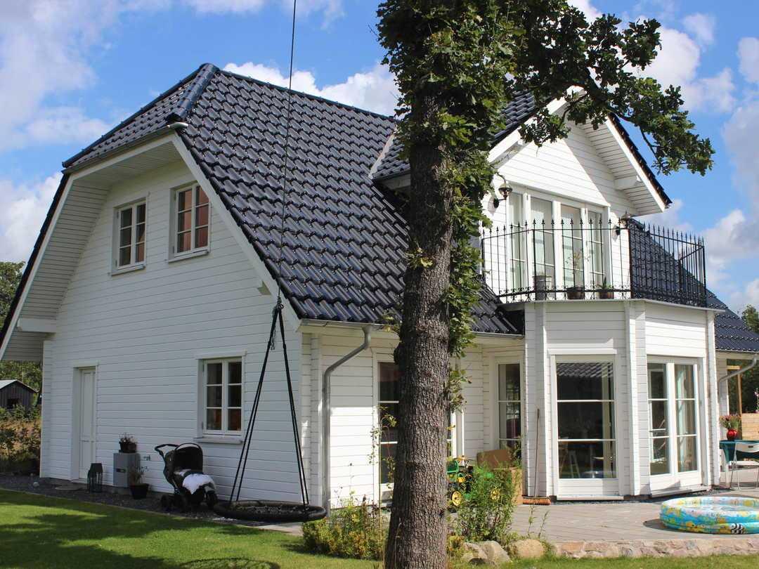 Helsingör Holzhaus