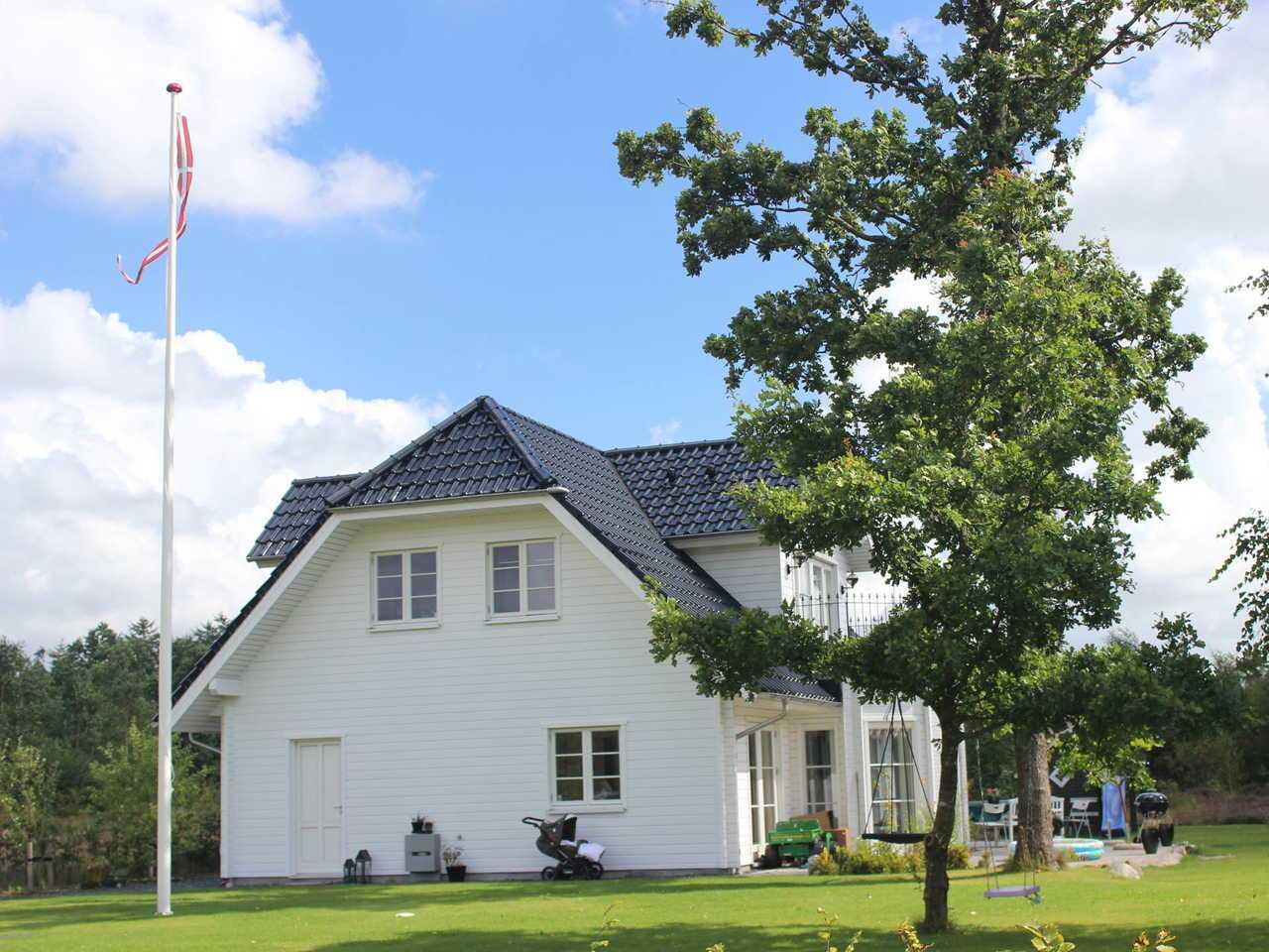 Helsingör Holzhaus Fjorborg Häuser Ansicht 2
