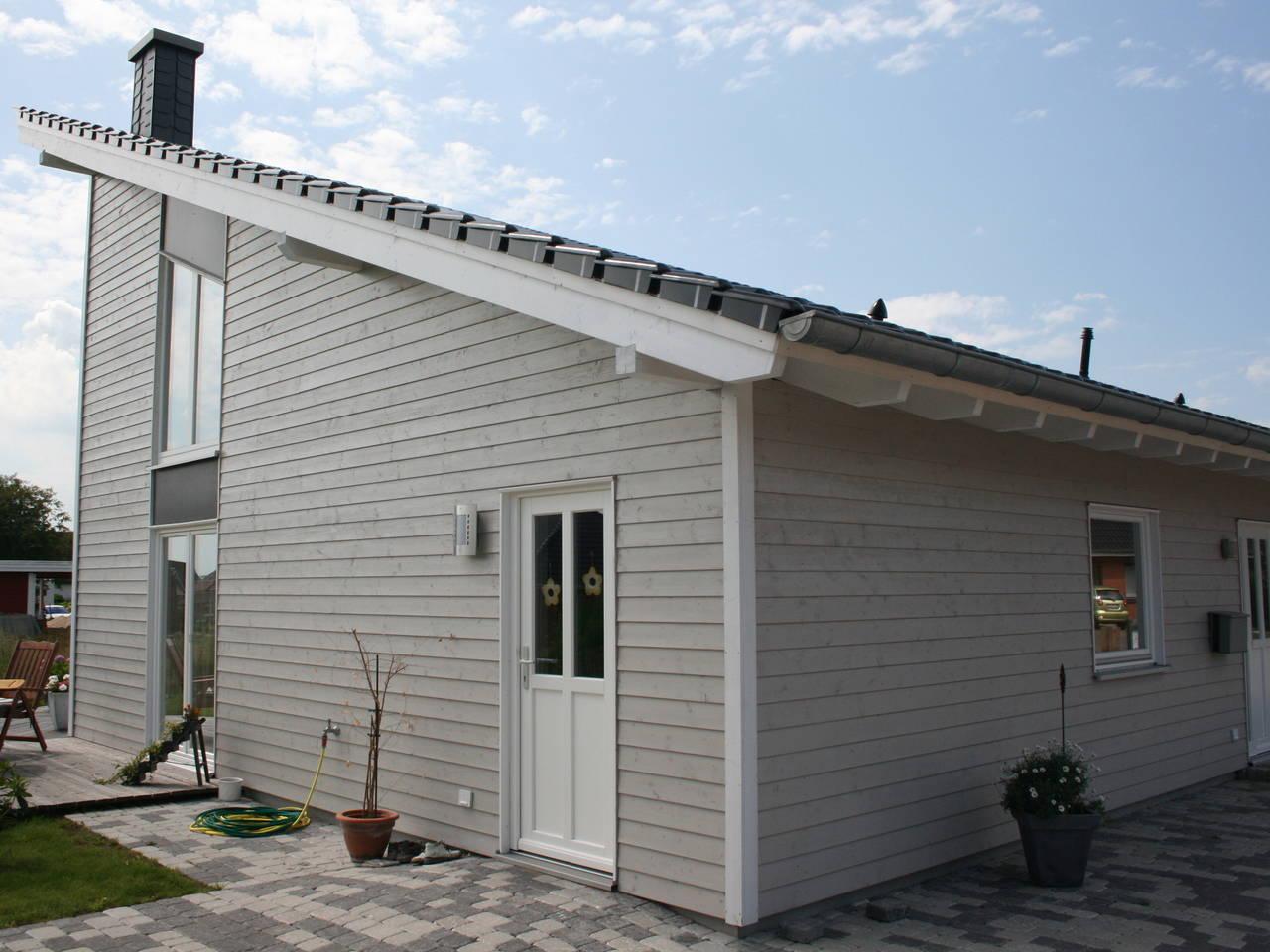 Aussenansicht 2 Haus Lökken von Fjörborg