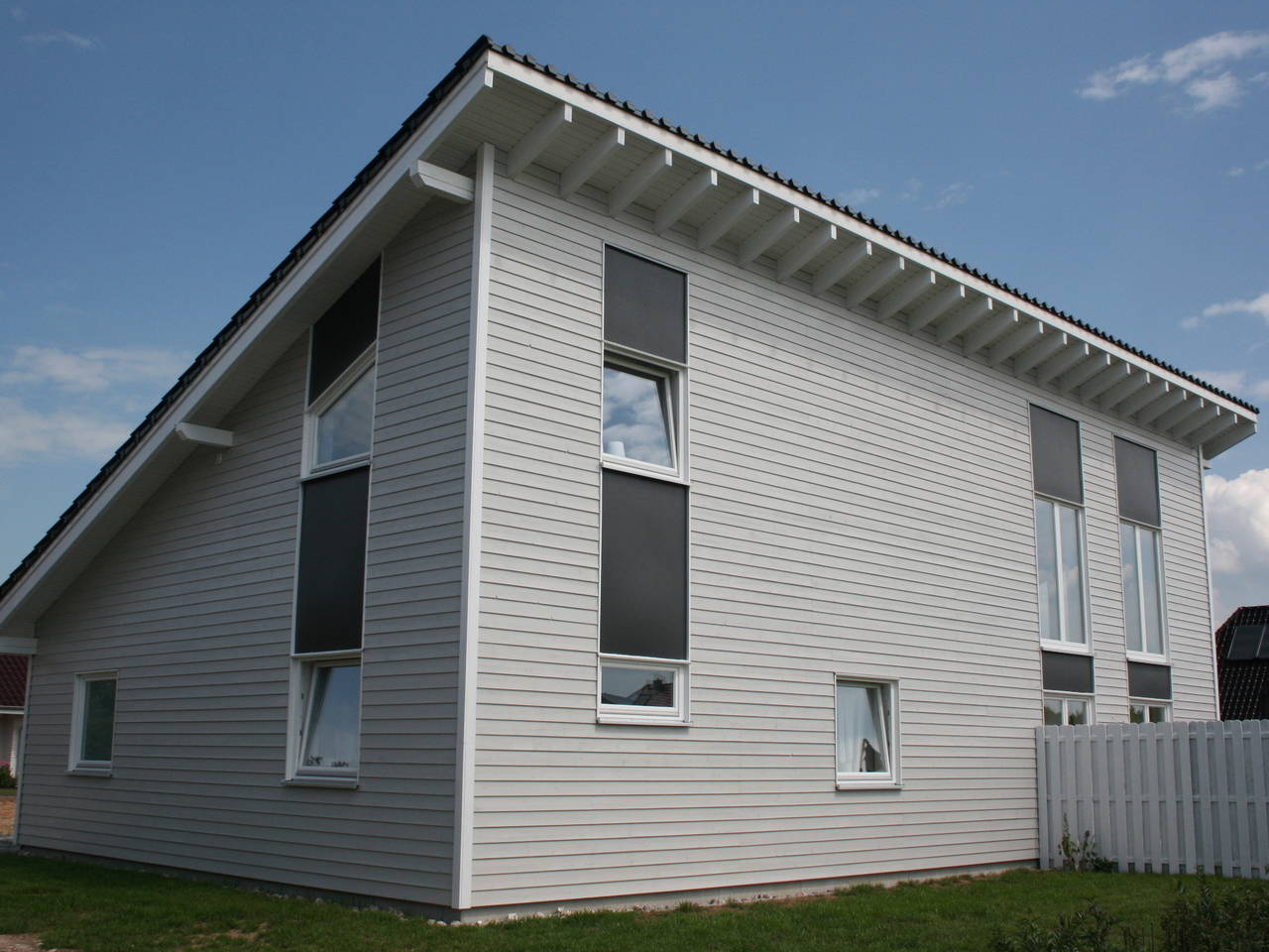 Aussenansicht 3 Haus Lökken von Fjörborg