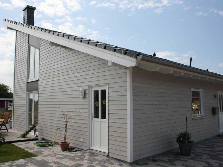 Lökken Holzhaus Ansicht 2