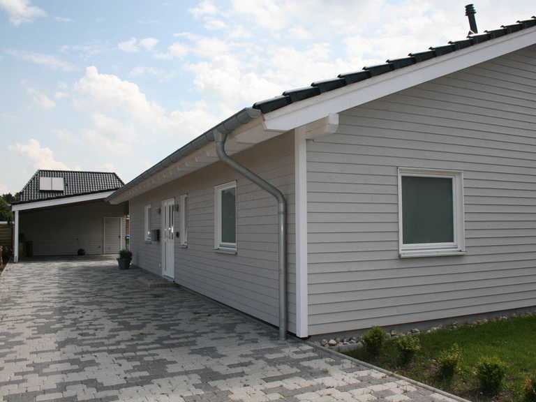 Lökken Holzhaus Ansicht 4