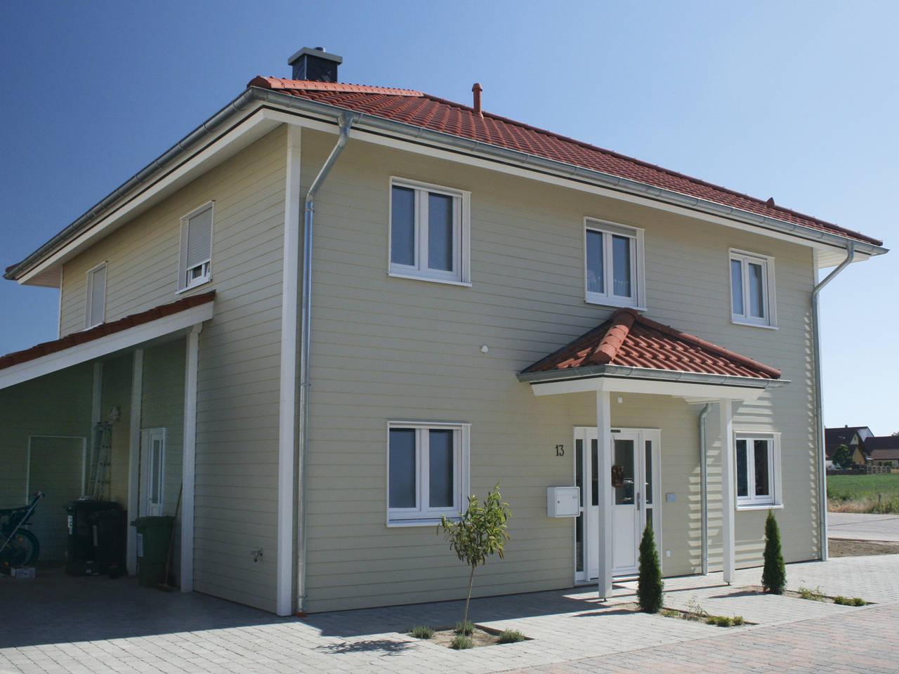 Aussenansicht 2 Haus Sonderborg von Fjorborg