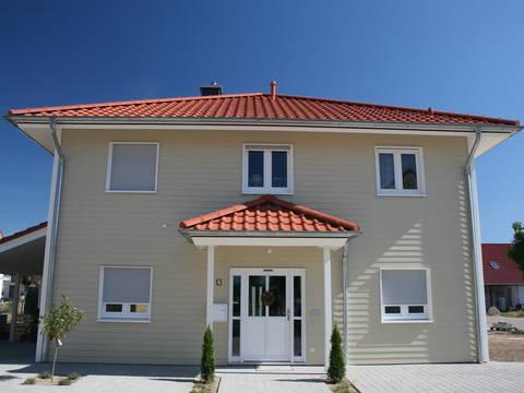 Aussenansicht Haus Sonderborg von Fjorborg