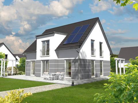 Lichthaus 152 elegance 3 von FIMA Hausbau
