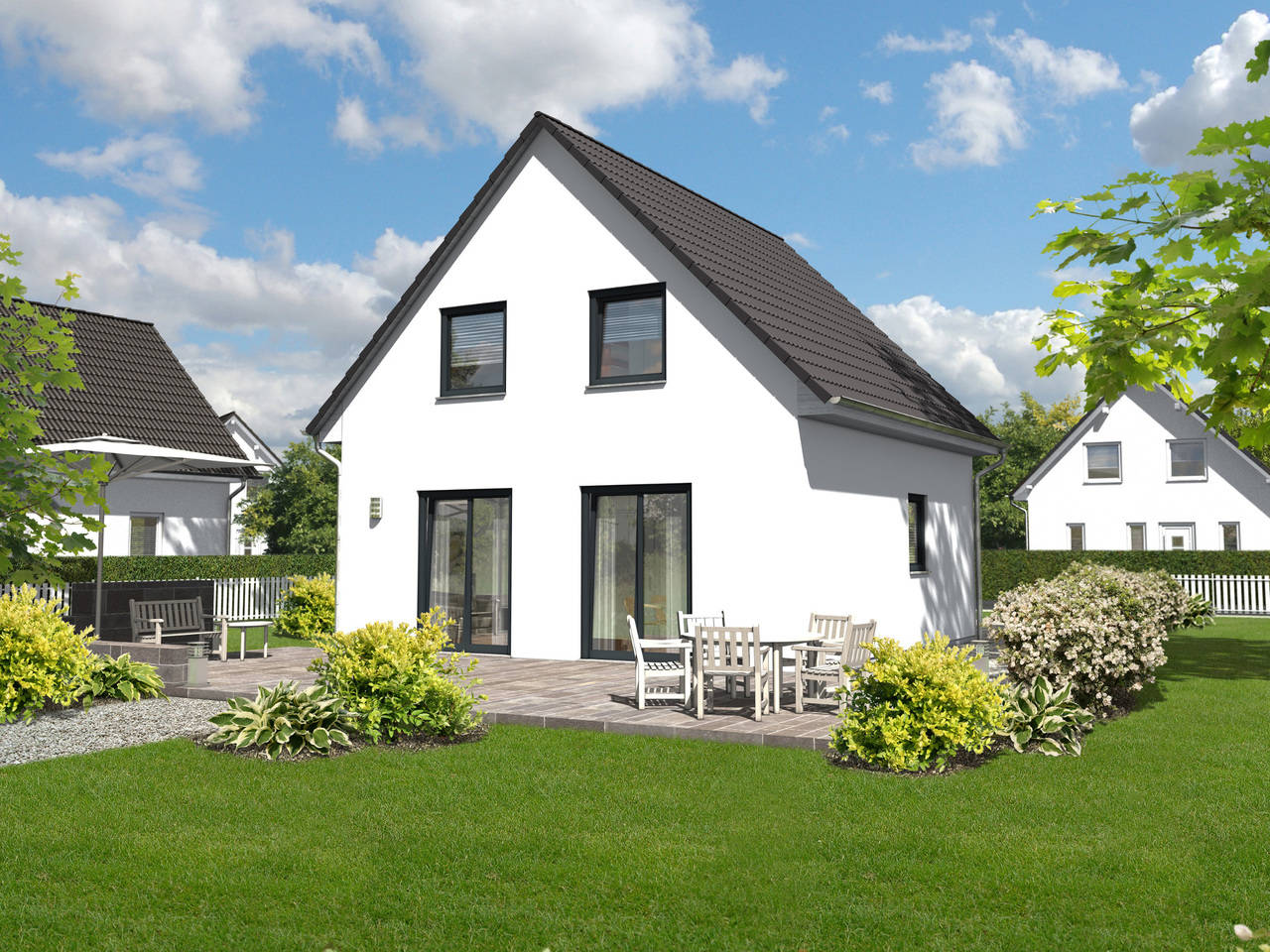Aspekt 90 A3 von FIMA Hausbau
