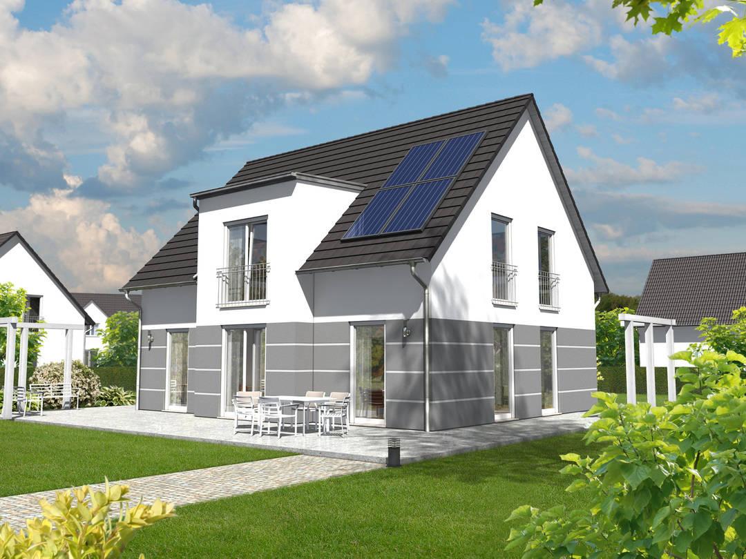 Lichthaus 152 elegance 3 von ZuHaus Bau GmbH - Town & Country