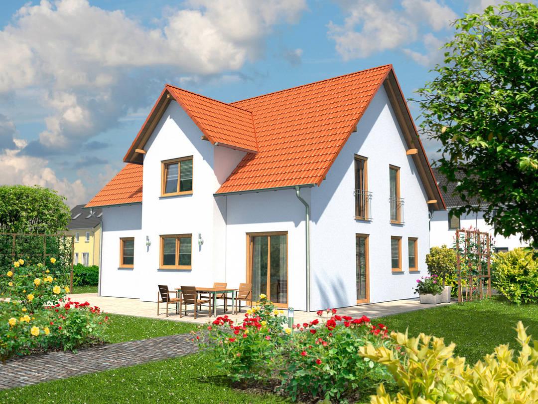 Lichthaus 152 Standard 4 von ZuHaus Bau GmbH - Town & Country