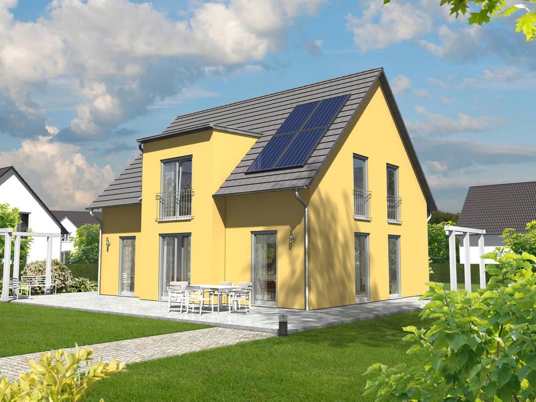 Lichthaus 152 Style A1 von ZuHaus Bau GmbH - Town & Country