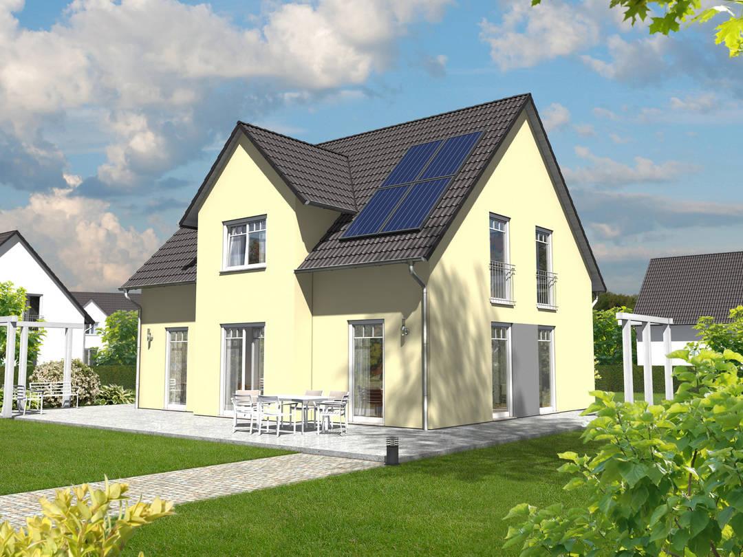 Lichthaus 152 Trend A2 von ZuHaus Bau GmbH - Town & Country