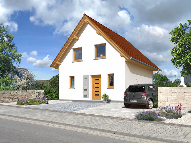 Aspekt 90 A2 von ZuHause Bau GmbH - Town & Country