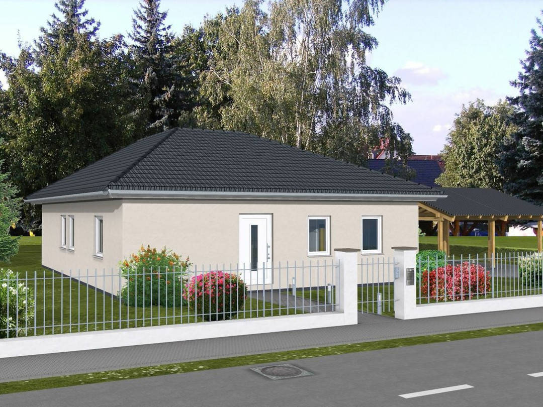 Bungalow 93 von Zimmermann Haus