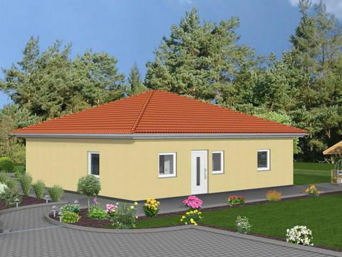 Bungalow 100 von Zimmermann Haus