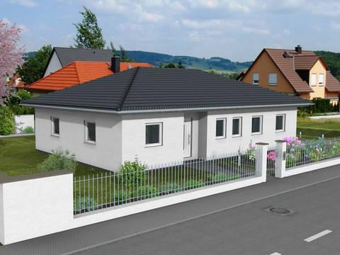Bungalow 114 von Zimmermann Haus