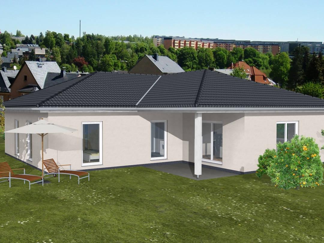 Bungalow 126 von Zimmermann Haus