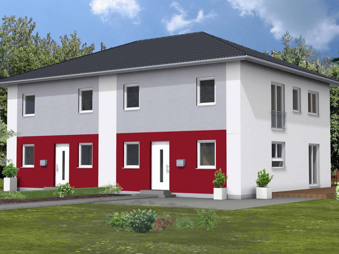 Doppelhaus 256