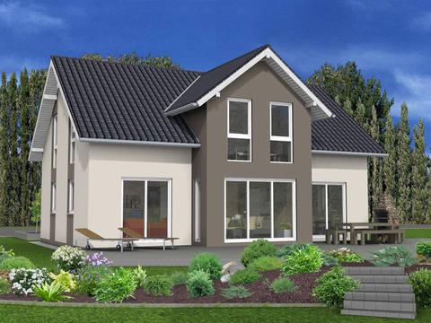 EFH 162 mit Terrasse Schuckhardt Massiv-Haus