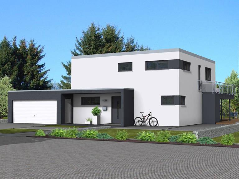 Einfamilienhaus 170 Schuckhardt Massiv-Haus