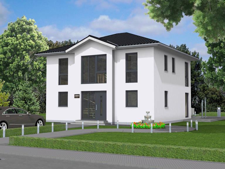 Stadtvilla 148 Schuckhardt Massiv-Haus