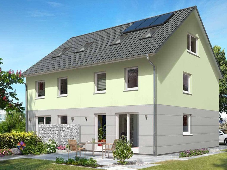 Doppelhaus 128 Mainz