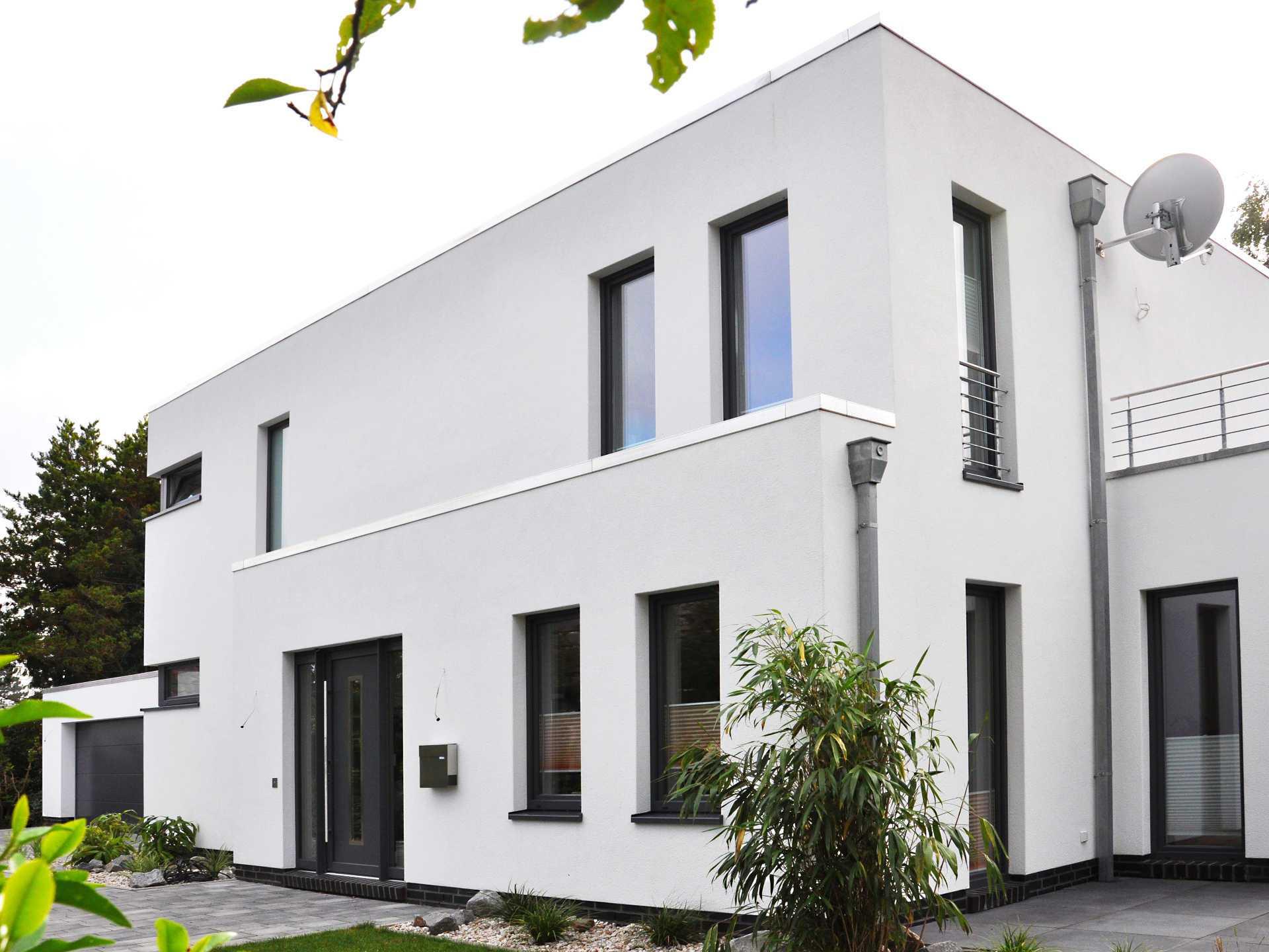 Genial Flachdachhaus Foto Von Im Stil Von Tönjes & Meichsner