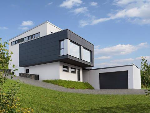 Bauhaustyp 1 von Zimmermann Haus