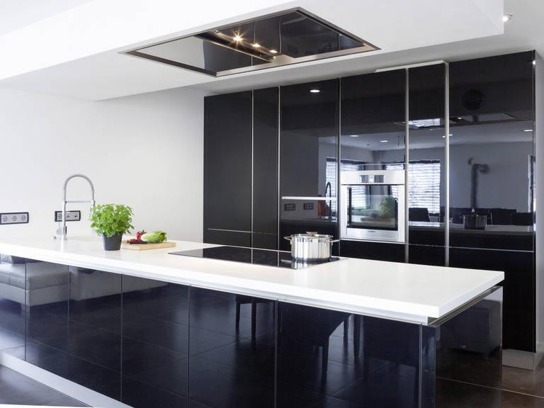 Bauhaustyp 1 Küche von Zimmermann Haus