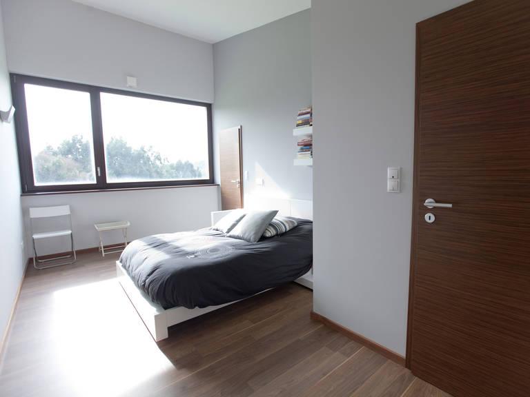 Bauhaus Typ 2 Schlafzimmer von Zimmermann Haus