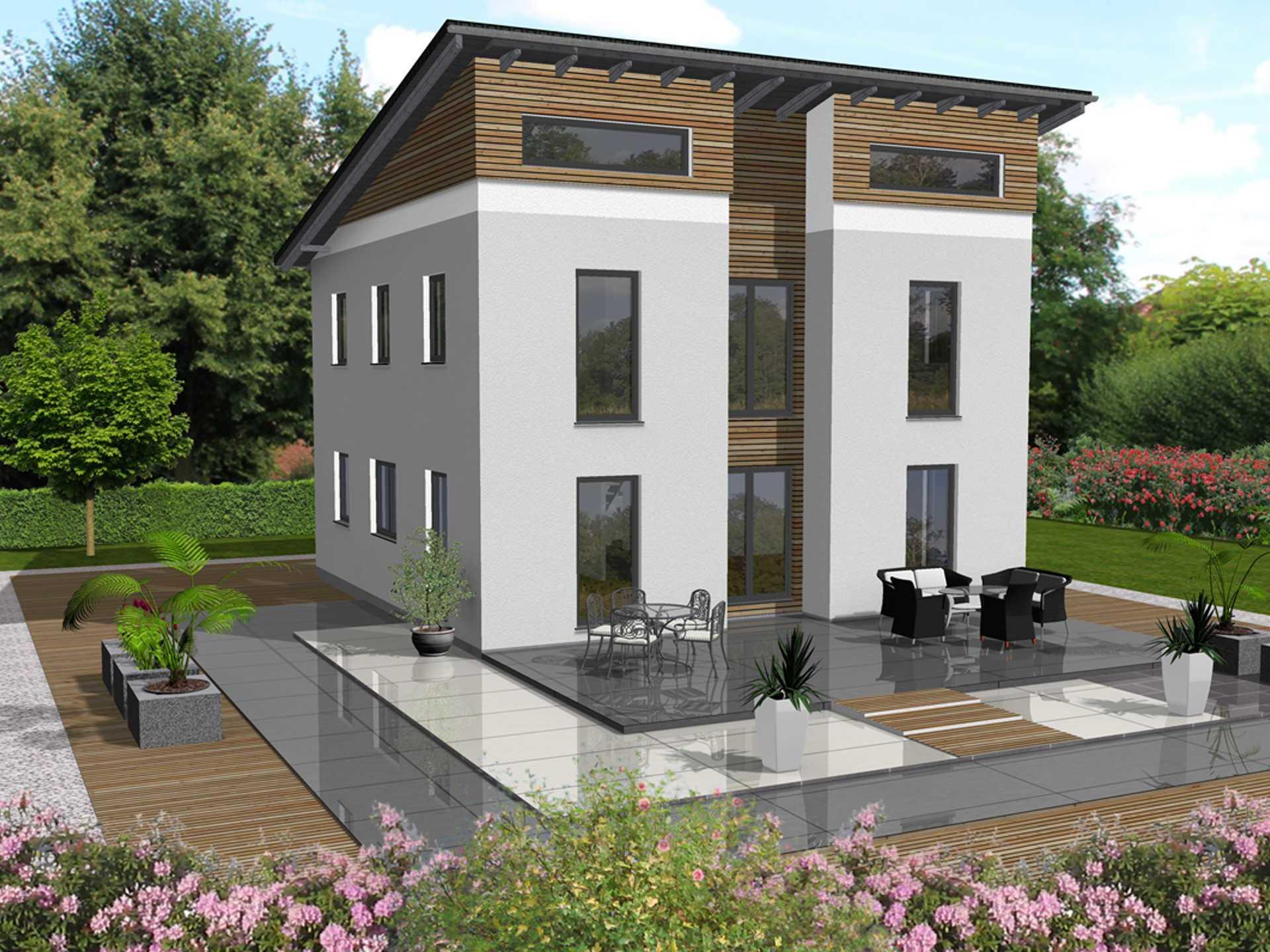 haus ammersee sch fer fertighaus nrw. Black Bedroom Furniture Sets. Home Design Ideas