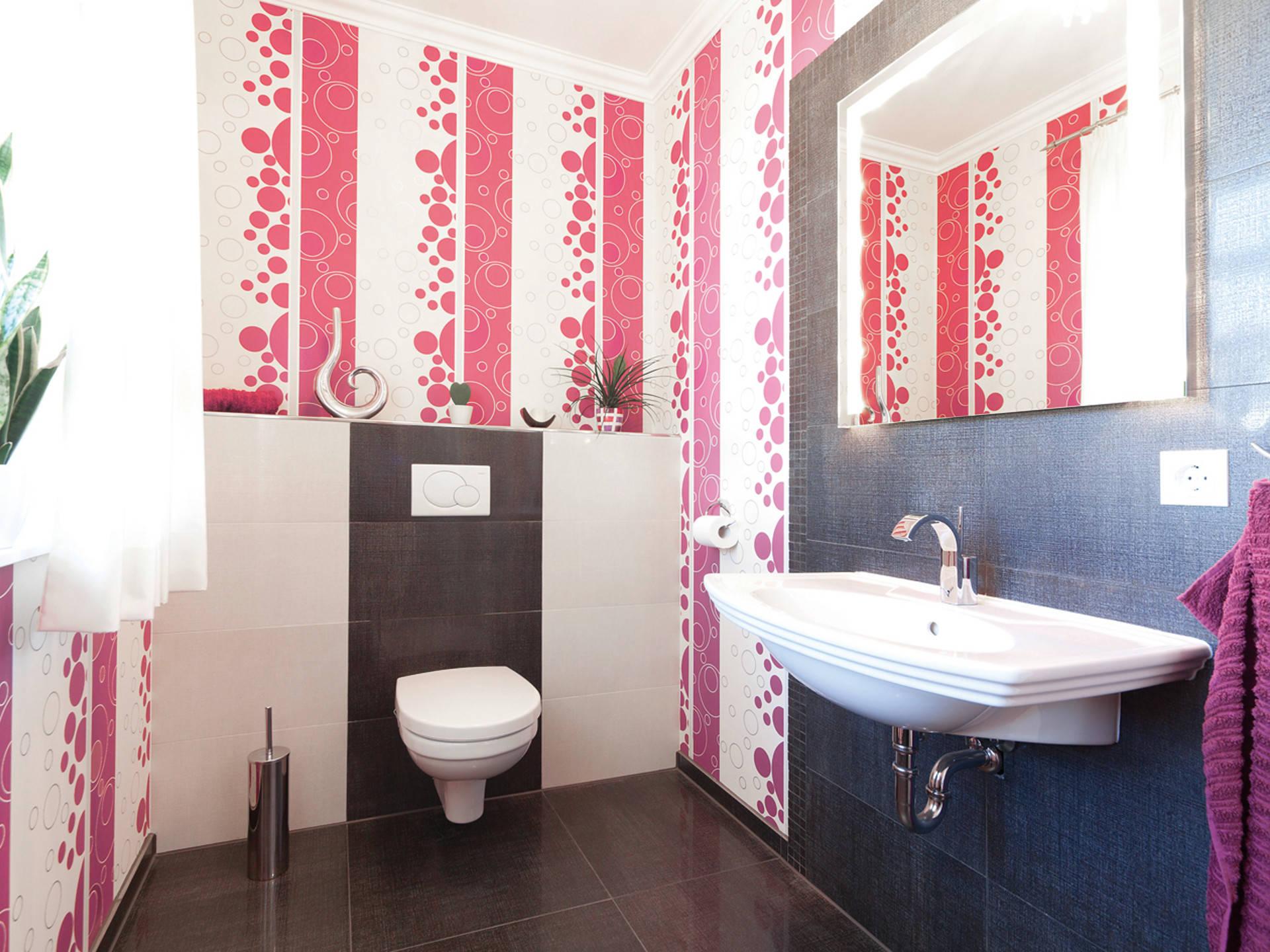 Stadtvilla 290 Badezimmer von Zimmermann Haus