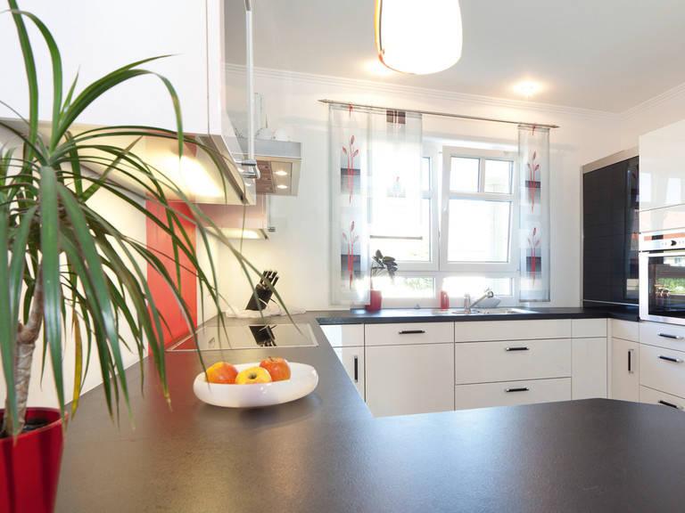 Stadtvilla 290 Küche von Zimmermann Haus