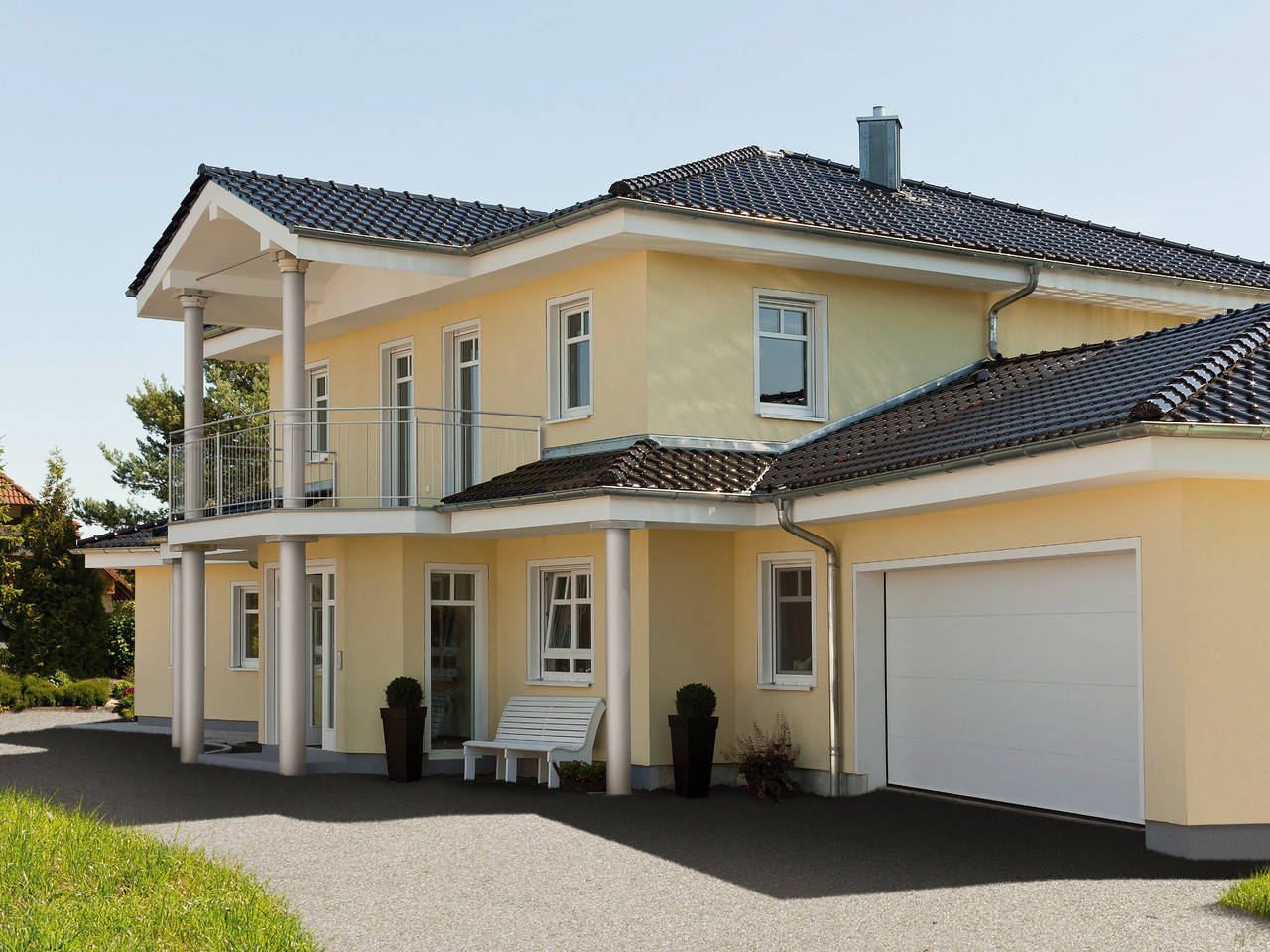 Stadtvilla 290 von Zimmermann Haus